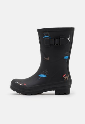 MOLLY WELLY - Botas de agua - black