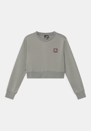 ELODIE - Long sleeved top - light grey