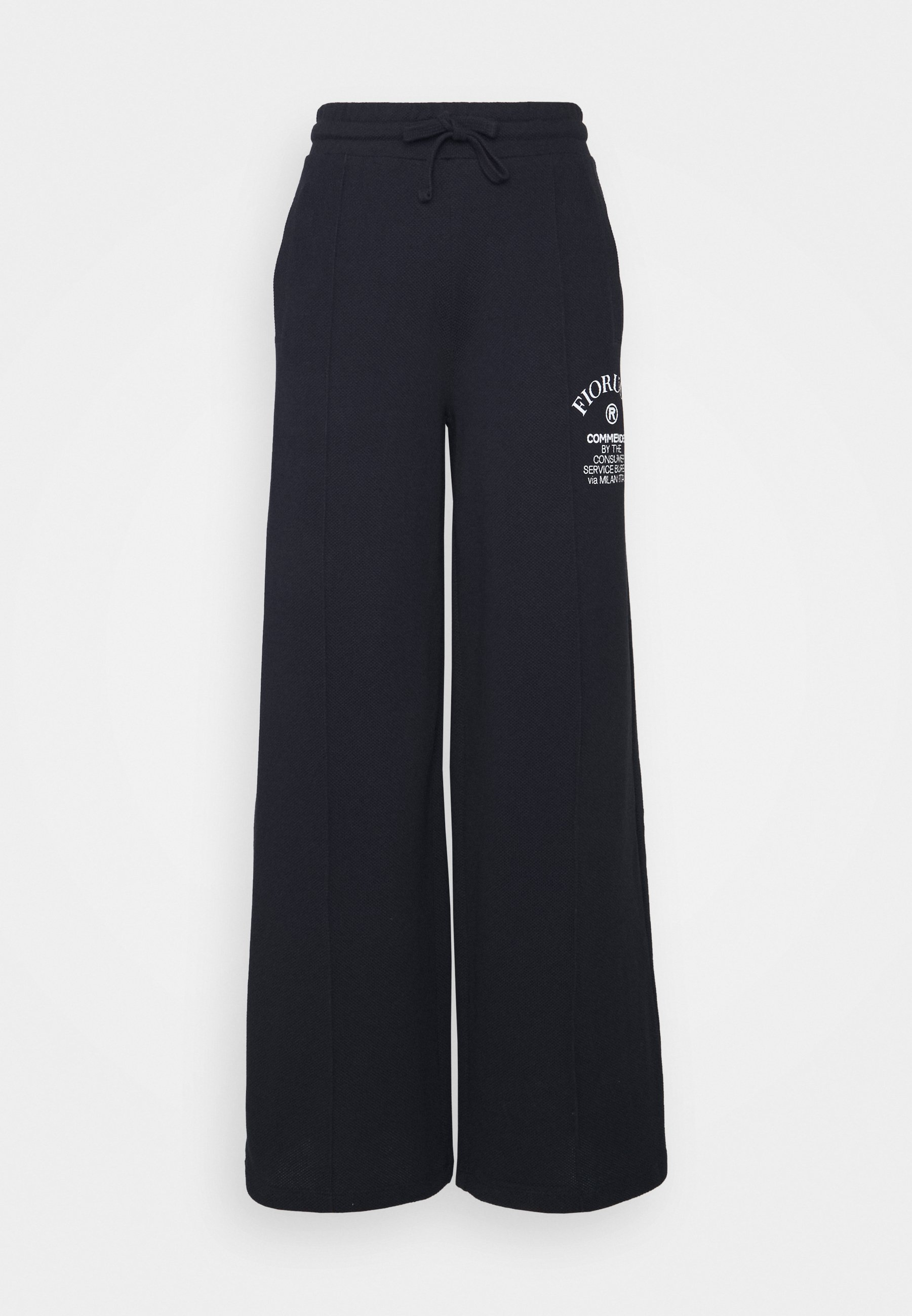 Women COMMENDED WIDE LEGGED TRACKPANTS - Tracksuit bottoms