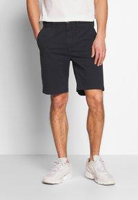 Superdry - INTERNATIONAL  - Shorts - midnight navy - 0