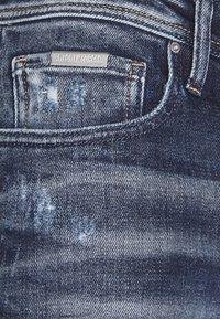 Antony Morato - PAUL SUPER SKINNY  - Slim fit jeans - blu denim - 3