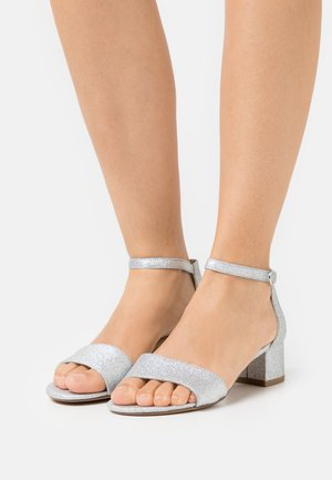 Sandals - silver glam