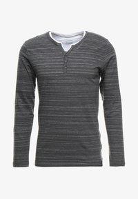 Esprit - T-shirt à manches longues - black - 4