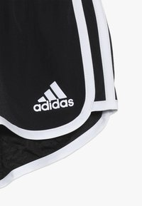 adidas Performance - Sports shorts - black/white - 4