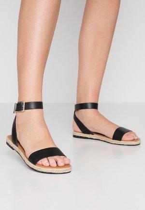 REDLIP VEGAN - Sandals - black