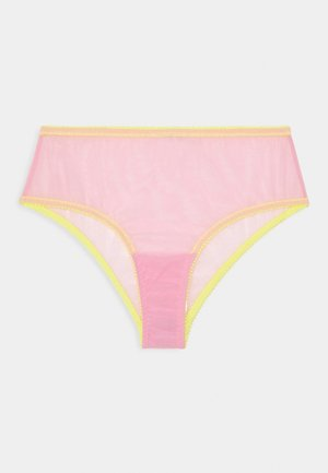 ABBIE HIGH WAIST KNICKER - Pants - light pink