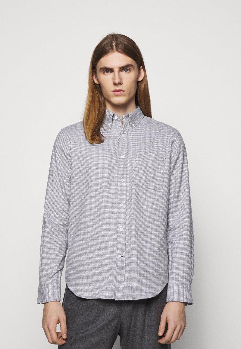 Club Monaco - JASPE  - Shirt - dark grey