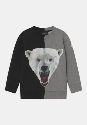 BEAR - Mikina - grigio melange