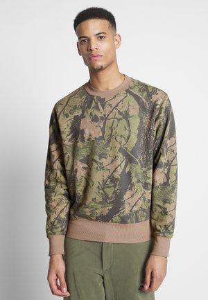 ALBIN CAMO - Sweatshirt - camo print