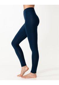 Indiska - Leggings - Trousers - navy - 0