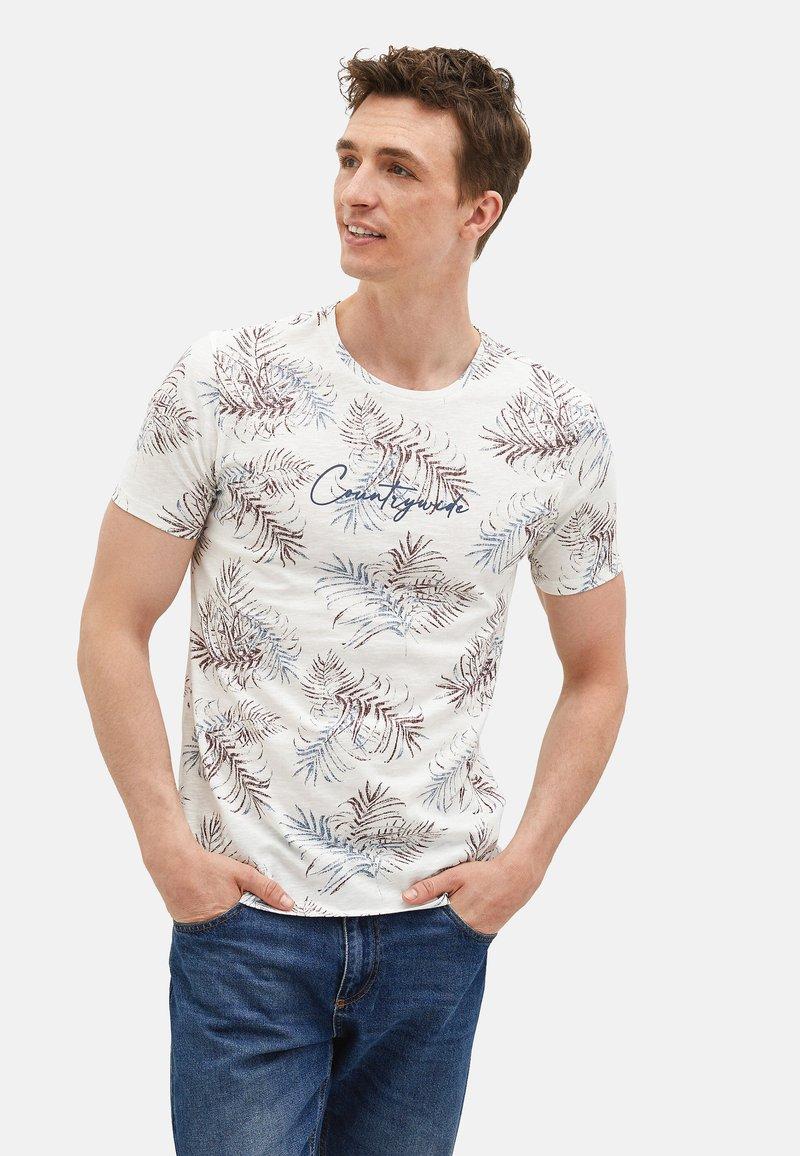 LC Waikiki T-shirt imprimé - anthracite - ZALANDO.BE