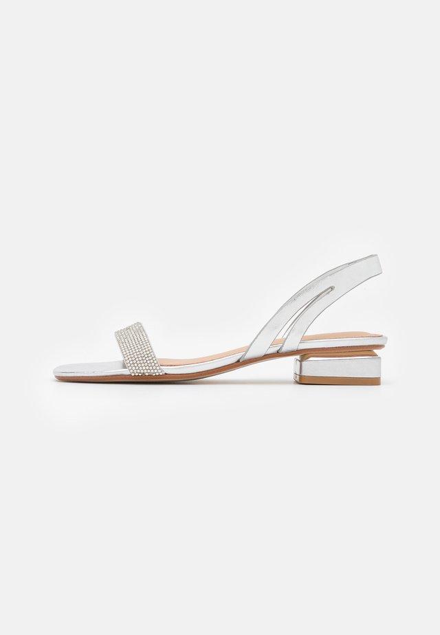 ADREILLA - Sandals - silver