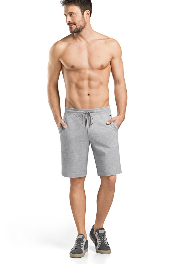 Bas de pyjama - grey melange