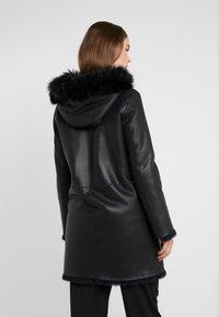 STUDIO ID - VIRGINIA COAT - Classic coat - black - 2