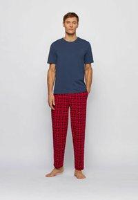 BOSS - Pyjamas - open red - 0