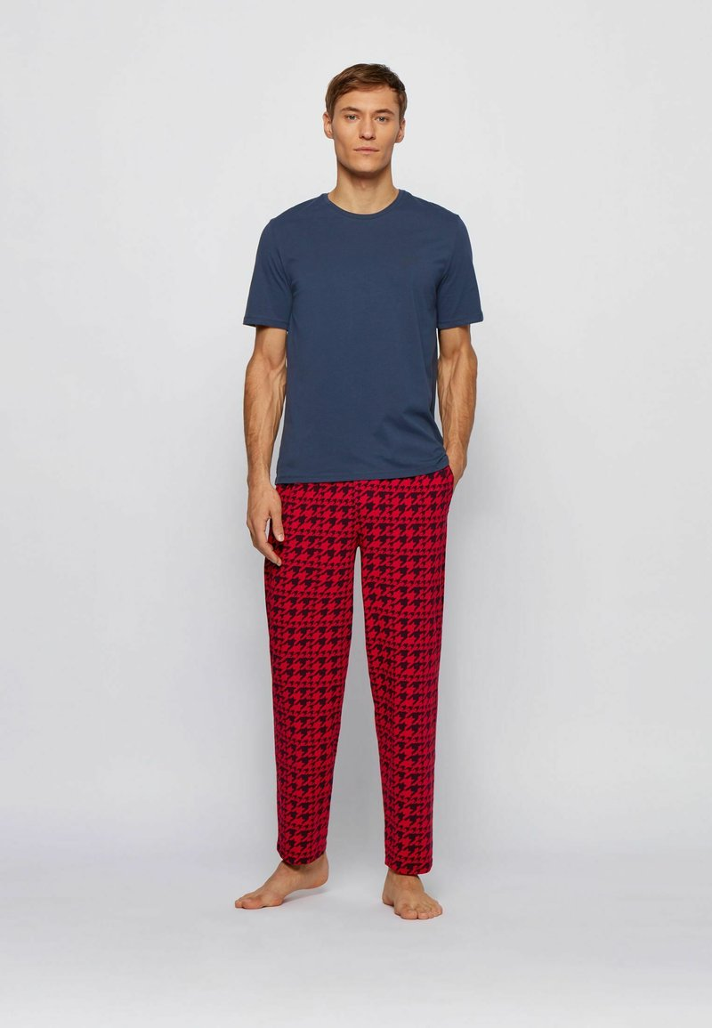 BOSS - Pyjamas - open red