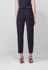 BOSS - TAPIA - Trousers - open blue - 2