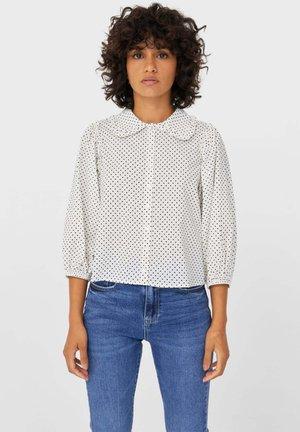 MIT BUBIKRAGEN - Shirt - white
