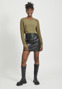 Object - OBJZOE - Blouse - burnt olive - 1