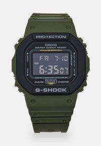 G-SHOCK - LAYERED BEZEL - Digital watch - green - 0