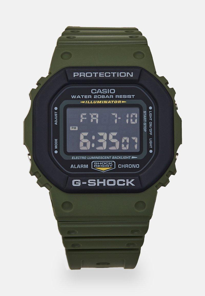 G-SHOCK - LAYERED BEZEL - Digital watch - green