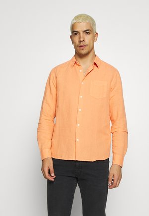 LS 1 PKT SHIRT - Camisa - melon orange