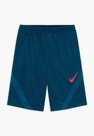 DRY STRIKE - Sports shorts - valerian blue/laser crimson