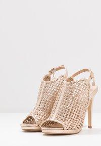 Laura Biagiotti - Sandaler med høye hæler - star light gold - 4