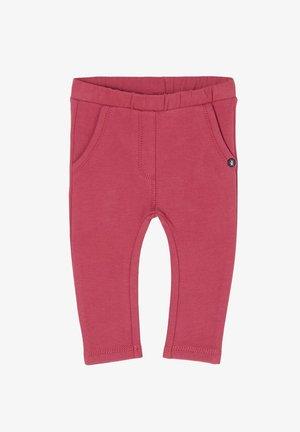 Leggings - Trousers - pink melange