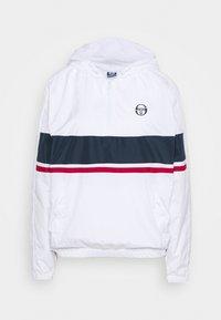 sergio tacchini - CABIX  - Training jacket - white/navy - 0
