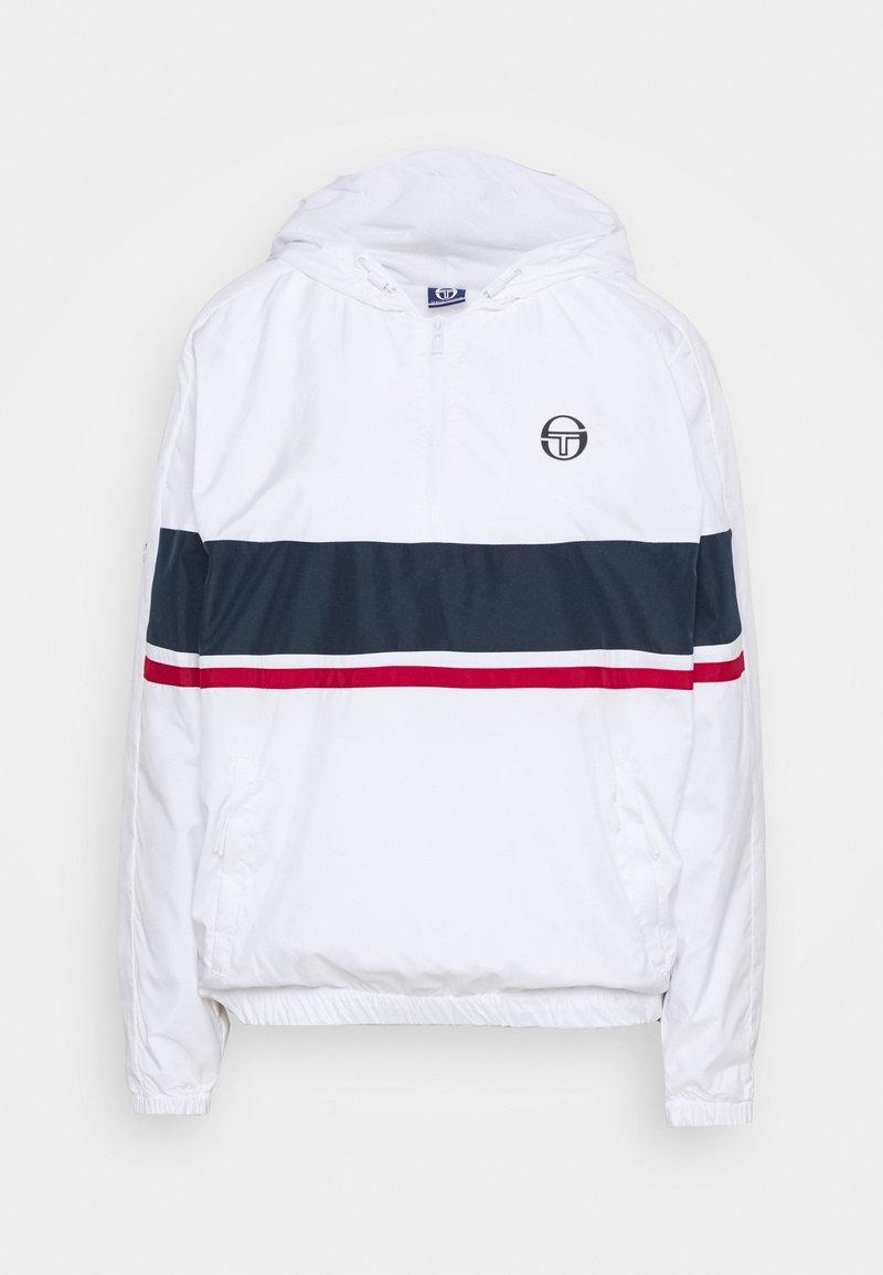 sergio tacchini - CABIX  - Training jacket - white/navy