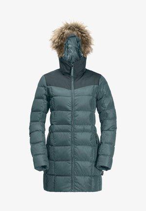 Winter coat - north atlantic
