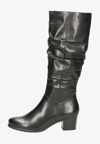 Caprice - Vysoká obuv - black nappa - 0