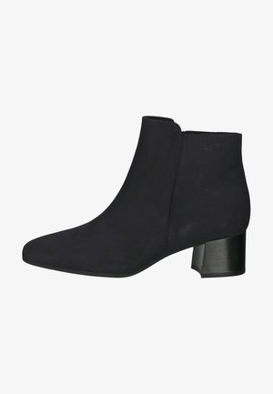 Ankle boot - navy nara