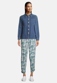 Betty & Co - Denim jacket - blau - 1