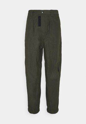 P-JARROD TROUSERS - Trousers - military green