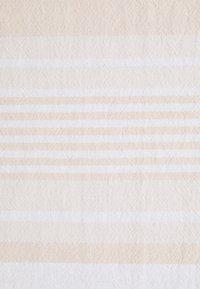 Seafolly - FRINGE BENEFITS TURKISH TOWEL SET - Serviette de plage - pink/sand - 6
