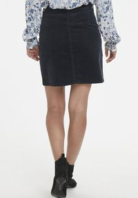 Part Two - A-line skirt - dark navy - 2