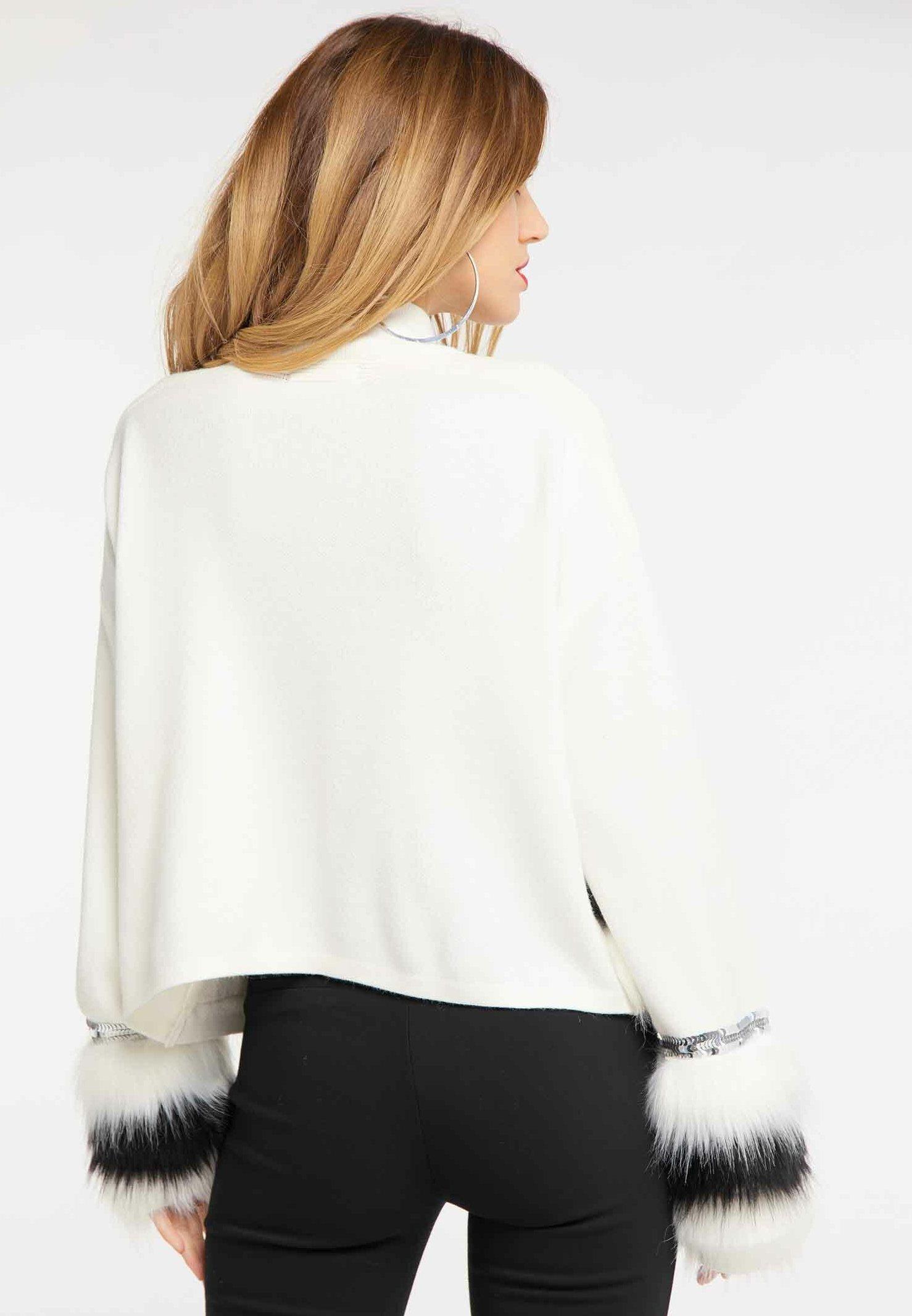 faina Pullover - white OES33H4Z