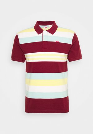 ORIGINAL BATWING POLO - Polo shirt - port