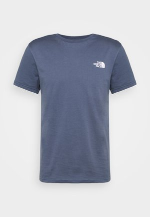MENS SIMPLE DOME TEE - Print T-shirt - vintage indigo