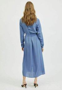 Vila - Shirt dress - colony blue - 2