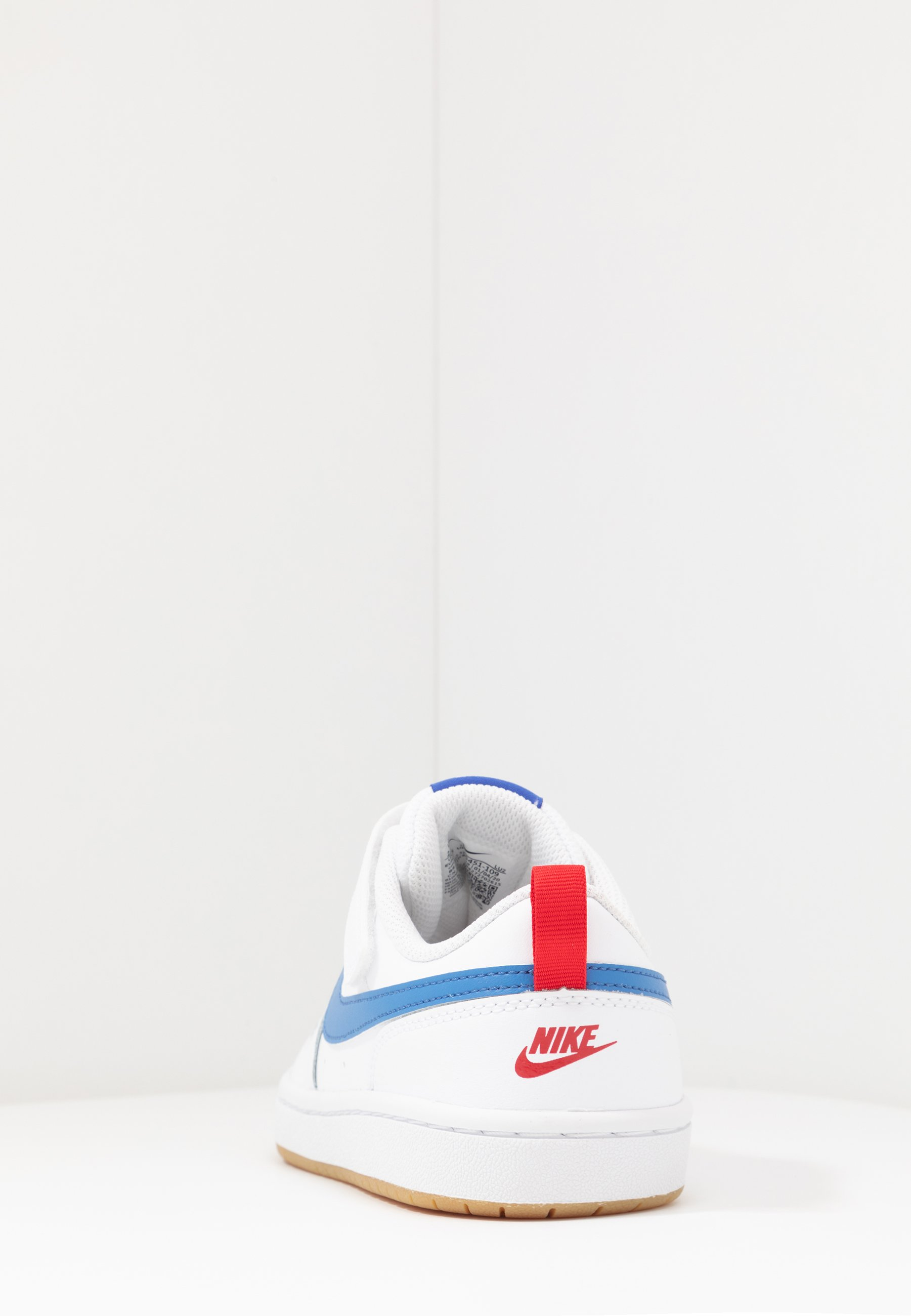 Nike Sportswear COURT BOROUGH 2 Joggesko whitepacific
