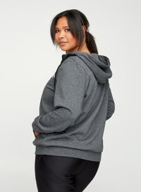 Active by Zizzi - Collegetakki - dark grey - 2