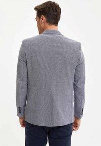DeFacto - Blazer jacket - blue-grey - 2