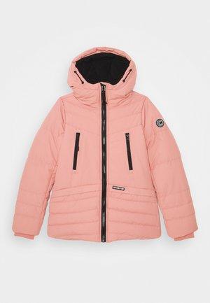 NAVARA  - Talvitakki - light pink
