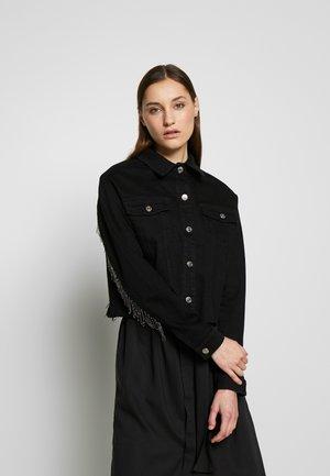 NEW JACKET - Veste en jean - black