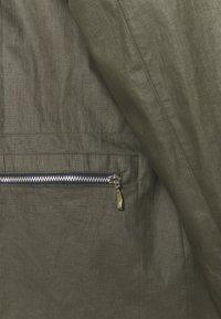 PRET POUR PARTIR - MINA WATER REPELLENT - Waterproof jacket - khaki - 2