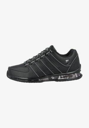 Trainers - black-smoked pearl-camo (01235-065)