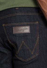 Wrangler - GREENSBORO - Jeans straight leg - dark rinse - 4